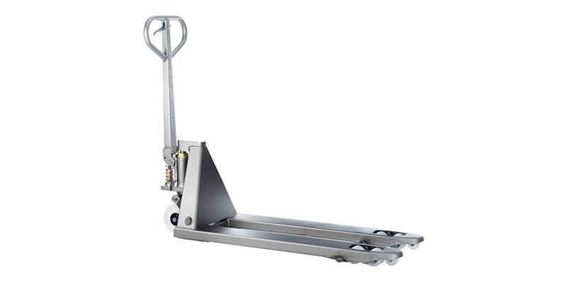 Pallet truck - Stainless